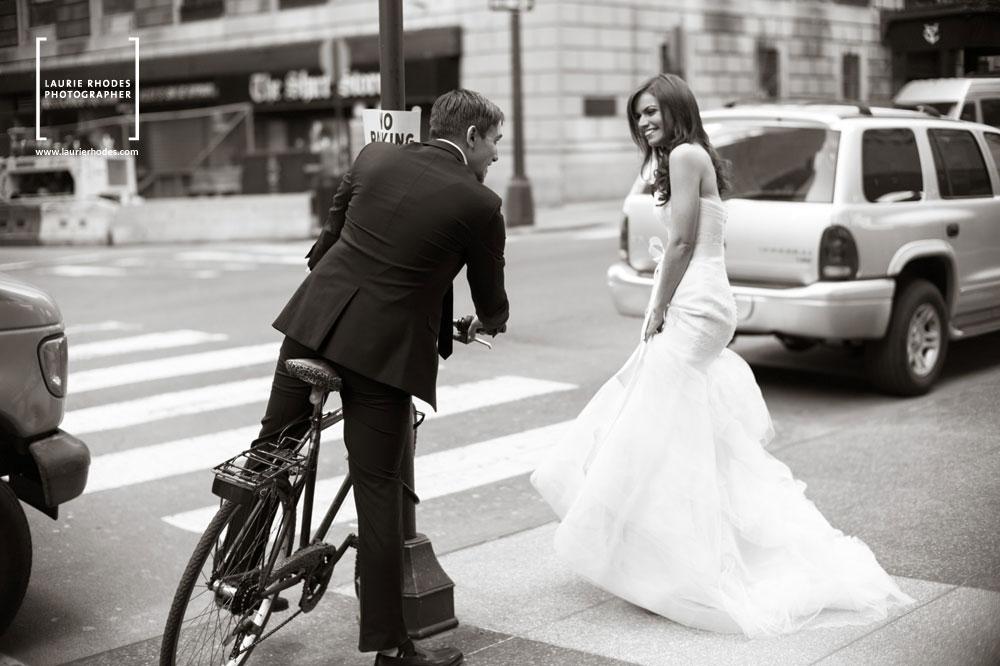 Yale Club wedding - 1
