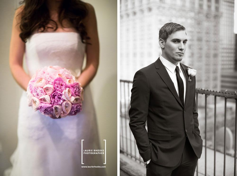 Yale Club wedding - 2