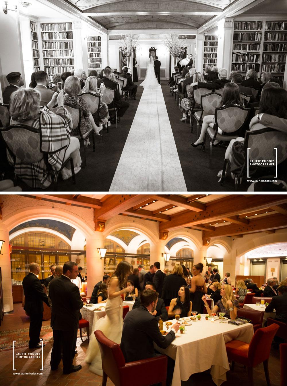 Yale Club wedding - 3