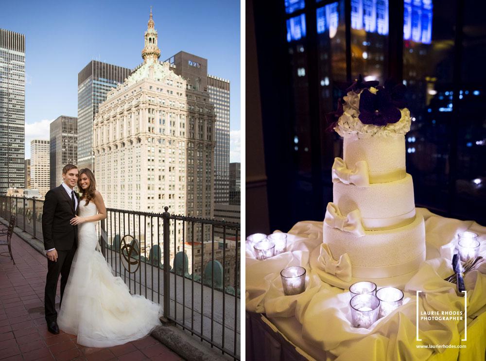 Yale Club wedding - 4