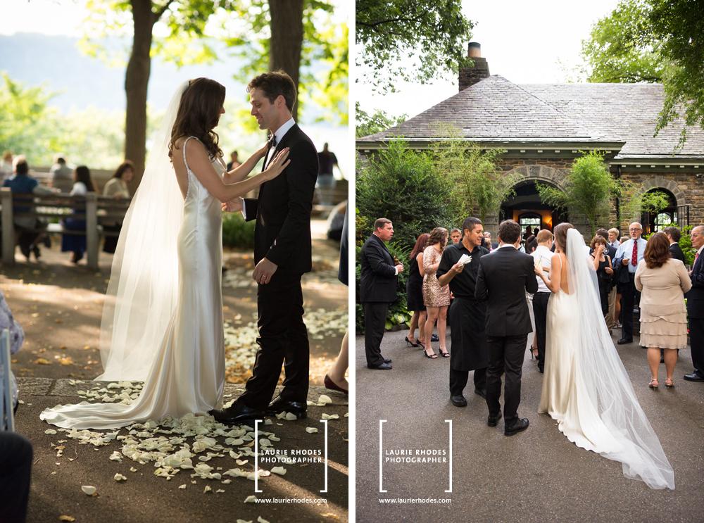 Fort york wedding